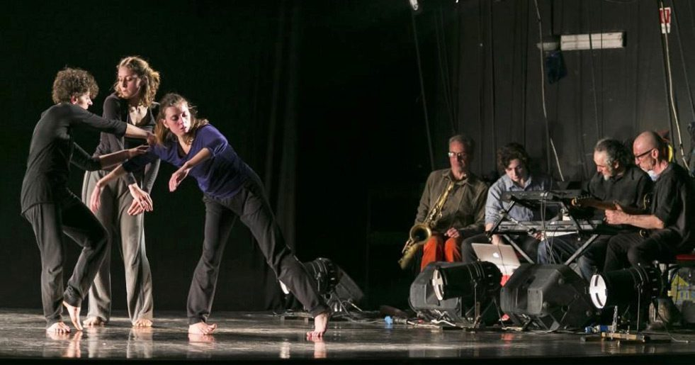 Place is the place Live!, Compagnia Movimento Danza